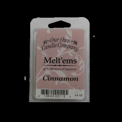 Cinnaberry Melt'ems - 6 Cube 2.4 ounce