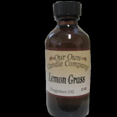 Lemongrass 2 oz Fragrance Oil