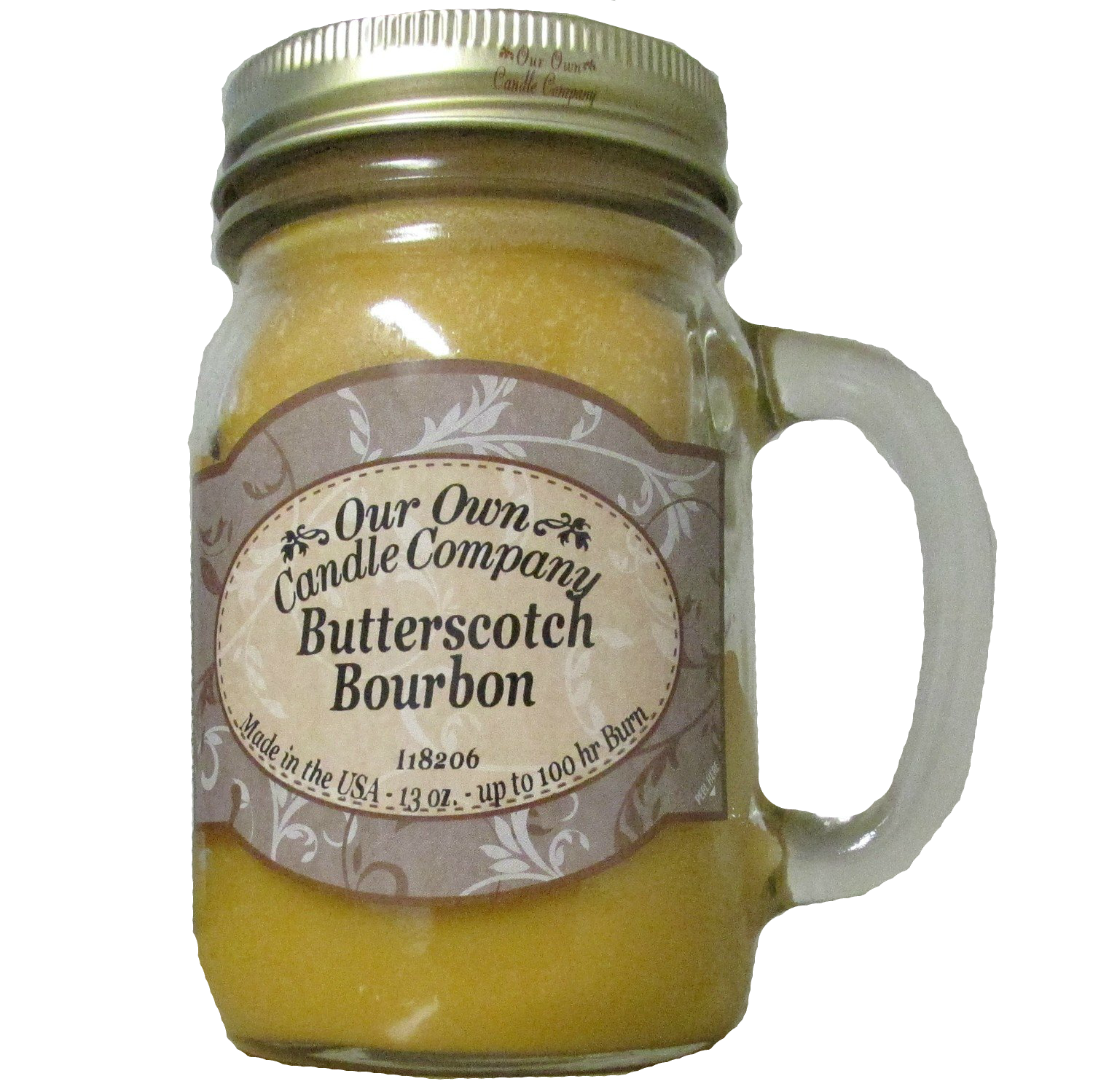 Butterscotch Bourbon Mason