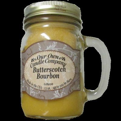 Butterscotch Bourbon Mason