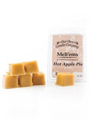 Apple Pie Melt'em - 6 Cube 2.4 ounce