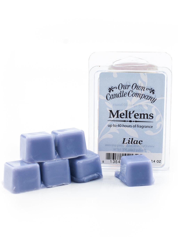 Lilac Melt'em - 6 Cube 2.4 ounce