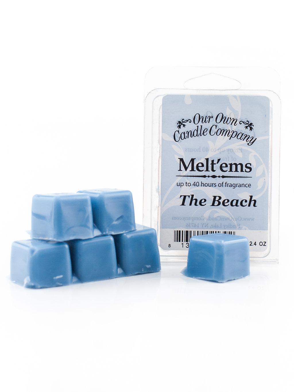 The Beach Melt'em - 6 Cube 2.4 ounce