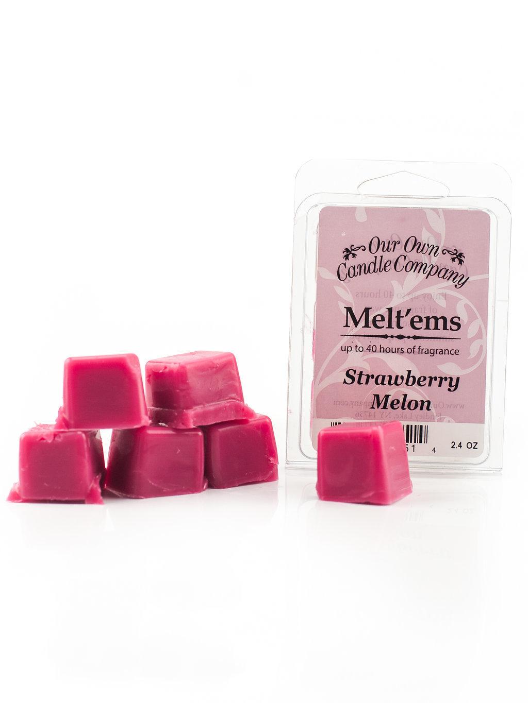 Strawberry Melon Meltem - 6 Cube 2.4 ounce