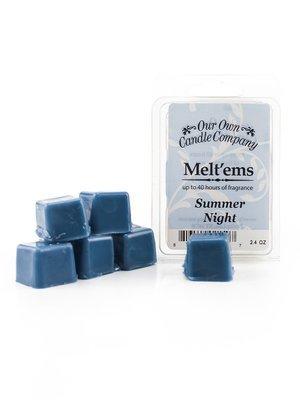 Summer Night Melt'em - 6 Cube 2.4 ounce