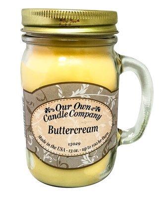 Buttercream Mason
