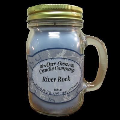 River Rock Mason