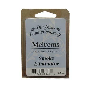 Smoke Eliminator Melt-em - 6 Cube 2.4 ounce