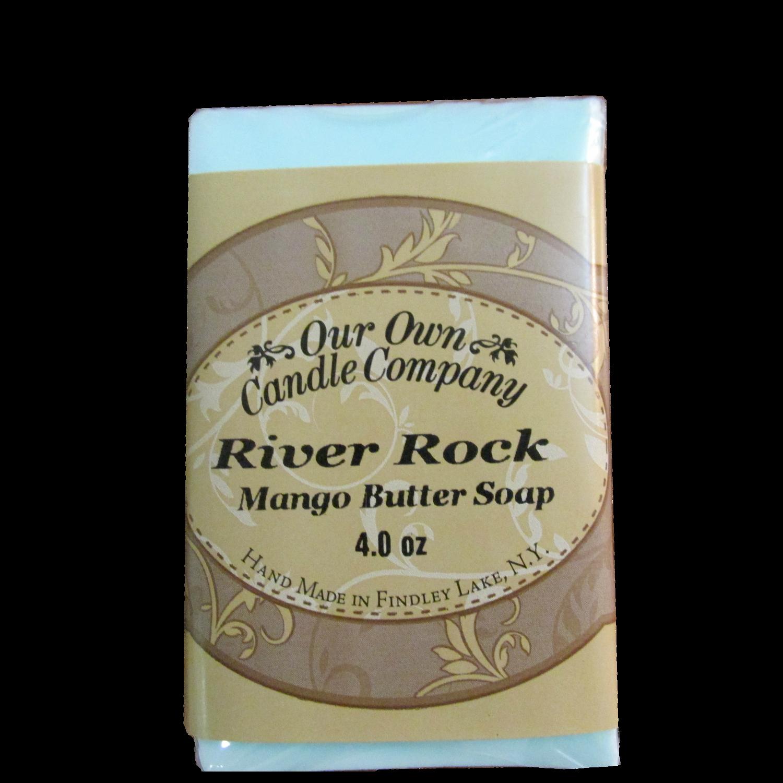 River Rock (Mango Butter Soap)