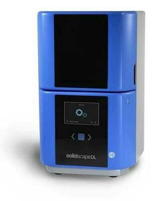 SolidscapeDL Printer w/Starter Kit