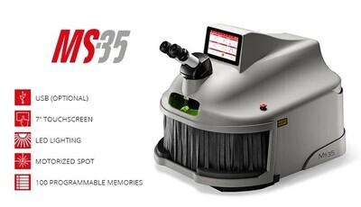 MS-35 Laser welder