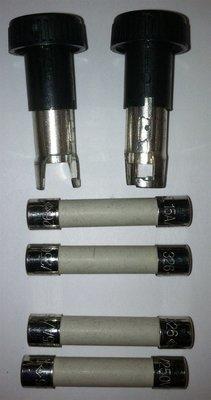 Fuse Kit 15AMP ONLY (101-30-4320)