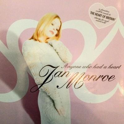 Jan Monroe - Anyone Who Had A Heart - Rare CD