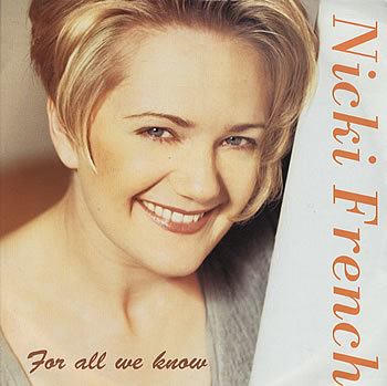 Nicki French - For All We Know - Rare CD (Orange Version)