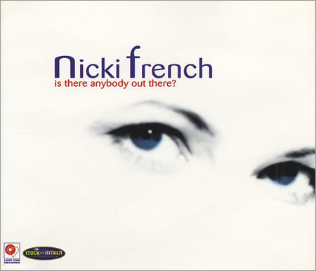 Nicki French - Is There Anybody Out There? Rare CD