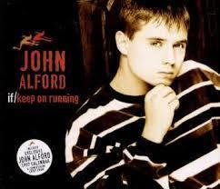 John Alford - If / Keep On Running - Rare CD
