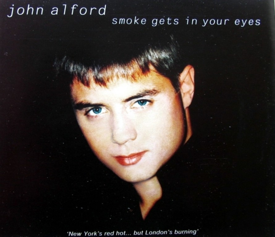 John Alford - Smoke Gets In Your Eyes - Vinyl 7""
