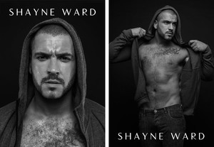 Shayne Ward Official Poster Signed (Limited Copies)