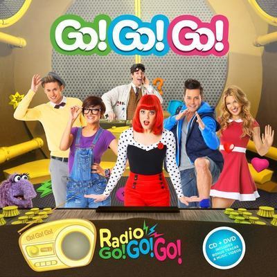 Go!Go!Go! - Radio Go!Go!Go! - CD + DVD