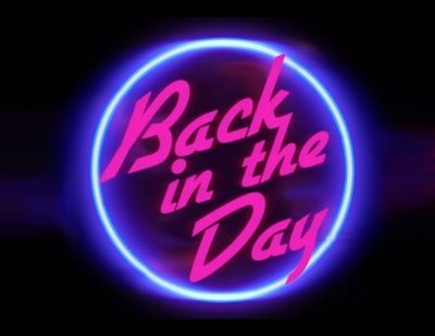 Back In The Day - MP3 Download