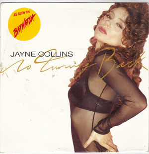 Jayne Collins - No Turning Back - Rare Single 12