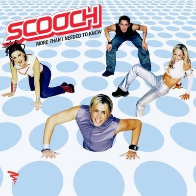 Scooch - More Than I Needed To Know - Promo CD