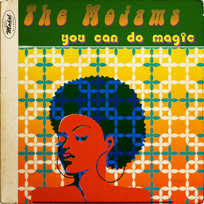 You Can Do Magic - The Mojams (feat Sinitta) - WAV Download