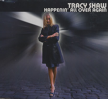 Tracy Shaw - Happenin' All Over Again - Rare CD