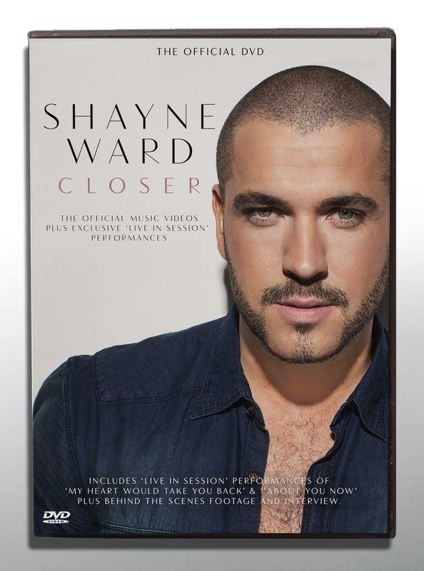 Shayne Ward DVD