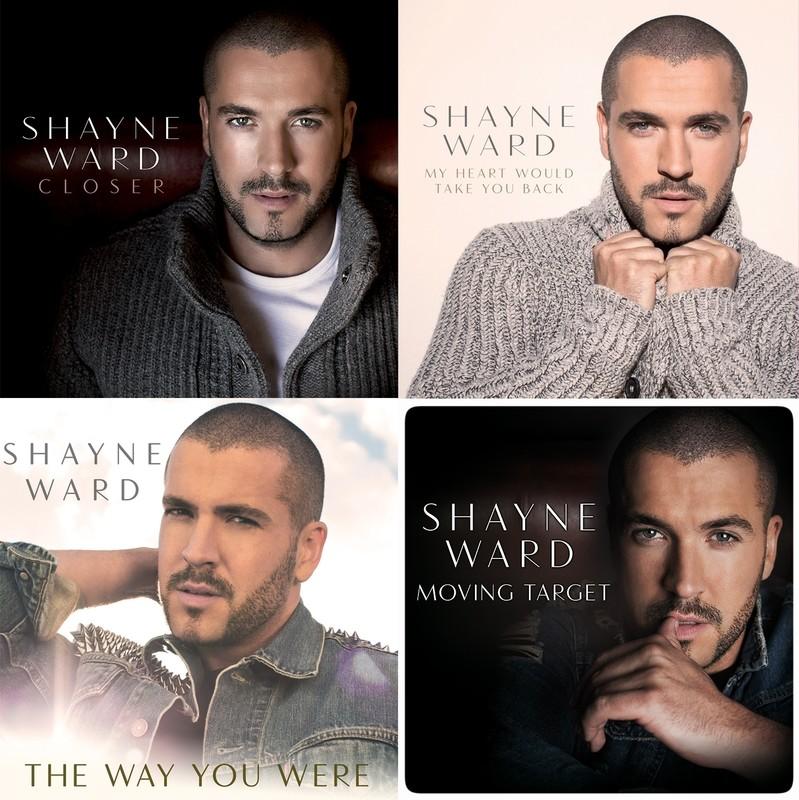 Shayne Ward CD Bundle
