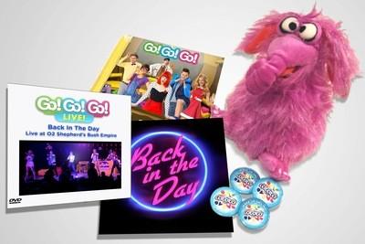 Go!Go!Go! Back In The Day Ultimate Bundle ••Free Digital Download••