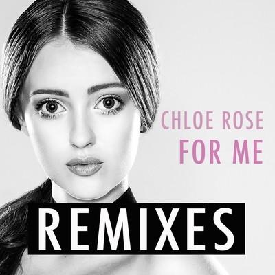 Chloe Rose - For Me Remixes CD EP
