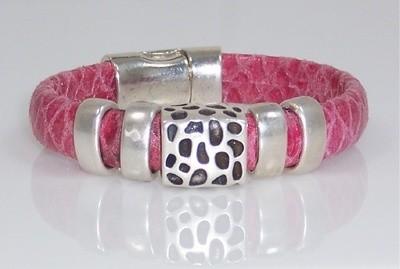 Snakeskin bracelet