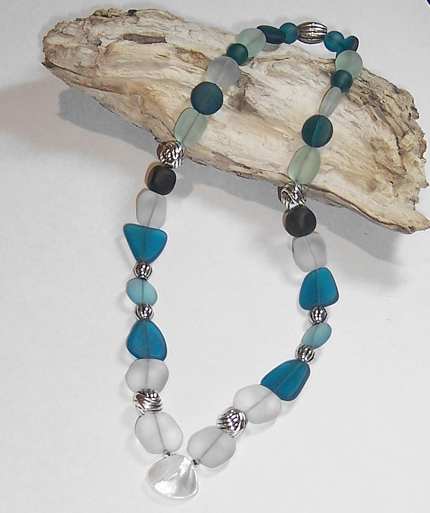 """The Harlan """"Forever"""" Necklace - Color Option #9"""