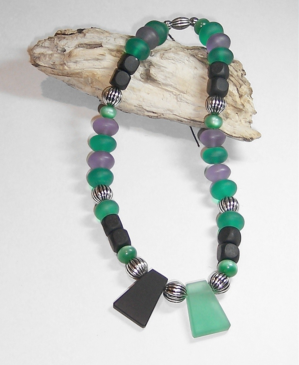 """The Harlan """"Forever"""" Necklace - Color Option #5"""