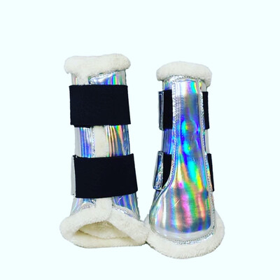 Holo Brushing Boots
