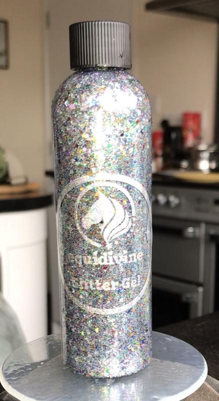 Unicorn glitter gel 125ml