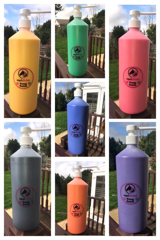 9 x 1 litre pony paint kit
