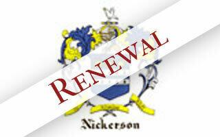 RENEWAL Family Membership Dues -1 Year
