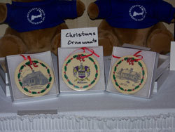Christmas Ornaments:  Two styles from which to choose