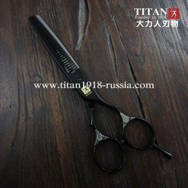 Парикмахерские ножницы для стрижки волос, TITAN (Япония)