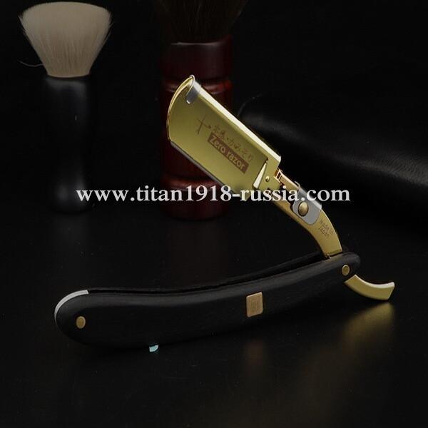 Классическая японская опасная бритва Шаветт (Shavette, шаветка) со сменными лезвиями