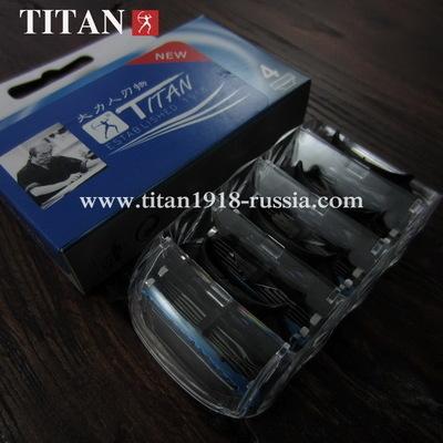 Сменные лезвия Fusion 5 (Gillette fusion), TITAN (Япония)