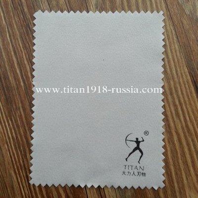 Ткань для ухода за опасной бритвой, TITAN (Япония)