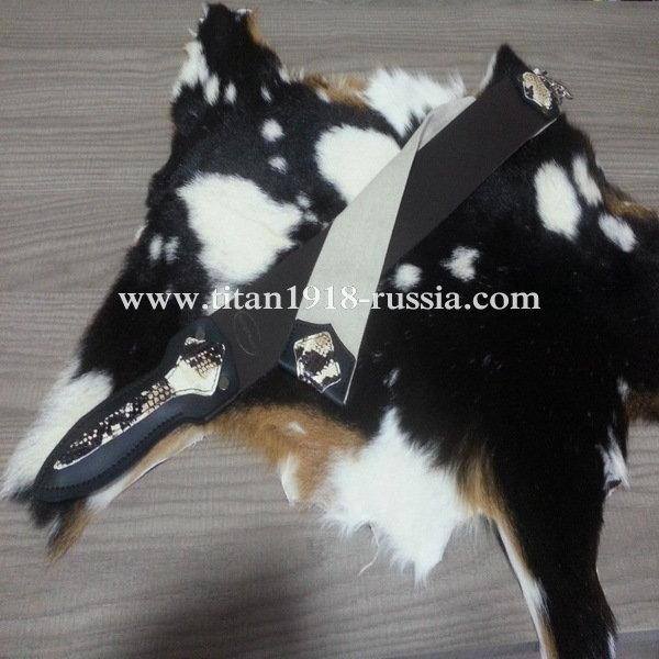 Ремень для правки опасной бритвы (Shell Сordovan, Cobra) из кожи лошади, ручная работа (Испания): 12710798