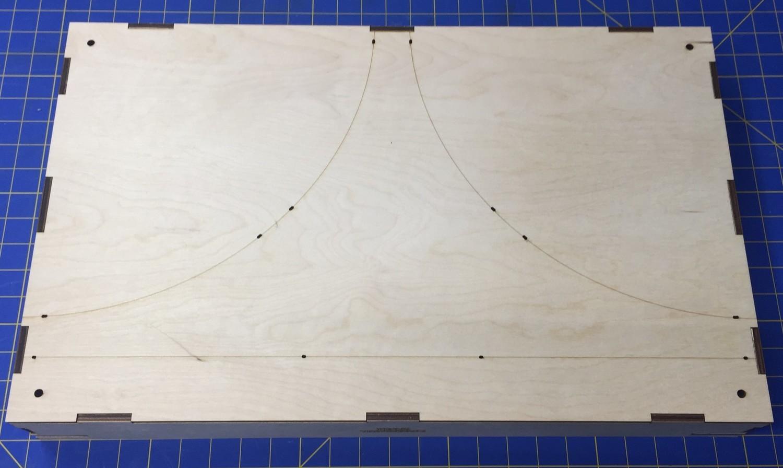 Z Scale T-TRAK Junction Module