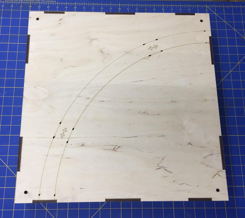 HO Scale T-TRAK Turn Corner Modules