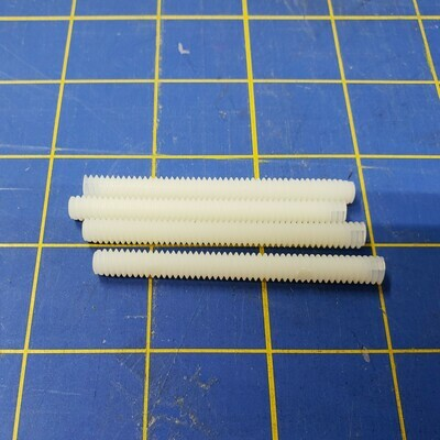 Leveling Screws for T-Trak - Nylon (Qty 4)