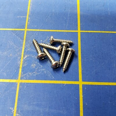 Track Screws for T-Trak Modules (10 pack)