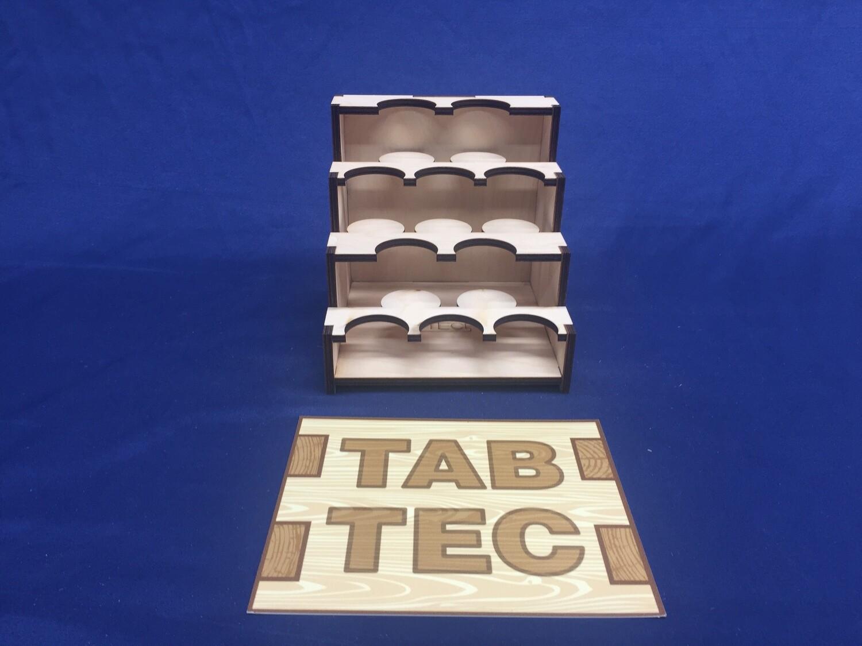TabTec Workbench Paint Racks